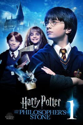 Harry Potter And The Philosophers Stone On Itunes