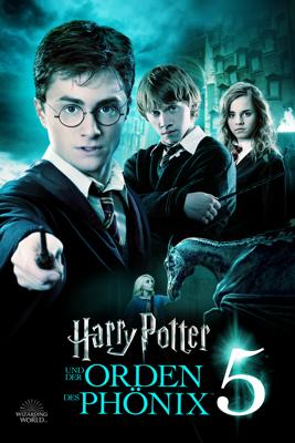 David Yates - Harry Potter und der Orden des Phönix Grafik