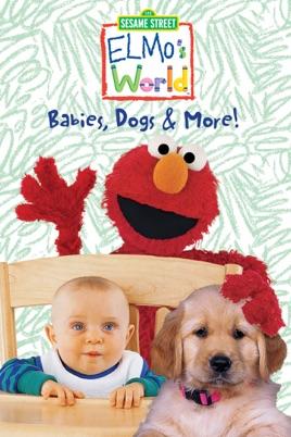 Sesame Street Elmo S World Babies Dogs More On Itunes