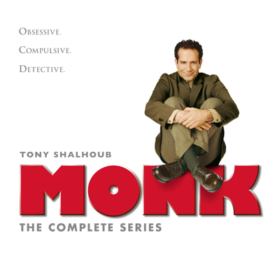 Monk: The Complete Series HD Download