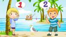 1, 2, 3, 4, 5 Once I Caught a Fish Alive - Zouzounia TV