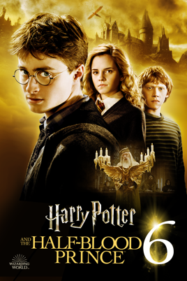 harry potter 6 dansk tale
