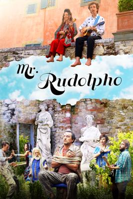 Michael Glover - Mr Rudolpho illustration