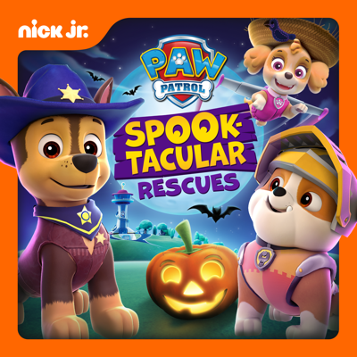 Pup Save the Trick-or-Treaters/Pups Save an Out-of-Control Mini Patrol - HD Download