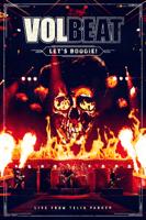 Volbeat - Let's Boogie! Live from Telia Parken artwork