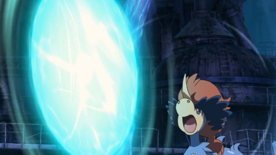 Pokemon The Movie Kyurem Vs The Sword Of Justic E Dubbed On