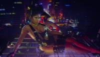 Nicki Minaj - Chun-Li artwork