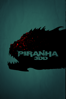 John Gulager - Piranha DD  artwork