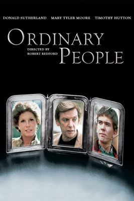 Robert Redford - Ordinary People  artwork