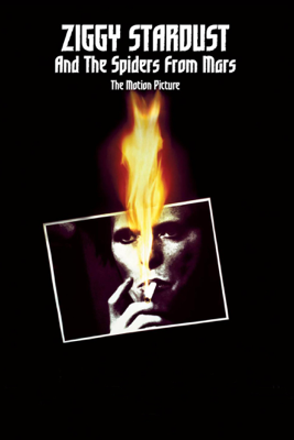 Ziggy Stardust and the Spiders from Mars - The Motion Picture - David Bowie