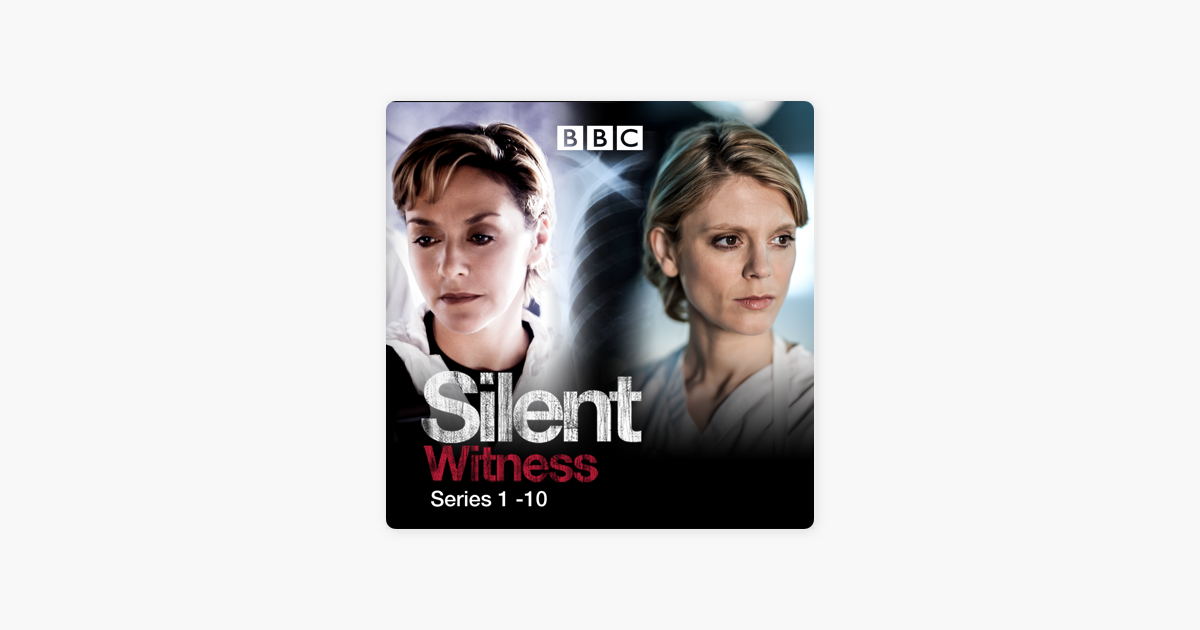 Silent Witness Series 1 10
