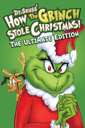 How the Grinch Stole Christmas: The Ultimate Edition poster