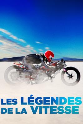 Chad DeRosa - Les légendes de la vitesse illustration