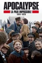 Affiche du film Apocalypse : La paix impossible 1918 - 1926