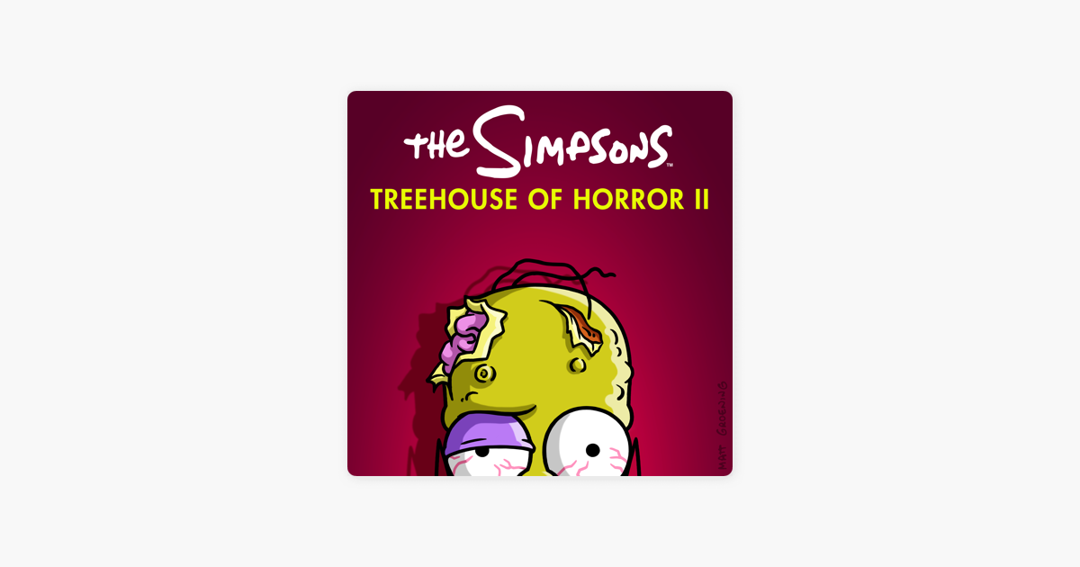 ‎The Simpsons: Treehouse of Horror Collection II