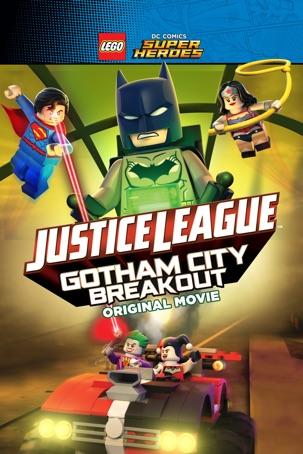 LEGO DC Super Heroes: Justice League - Gotham City Breakout