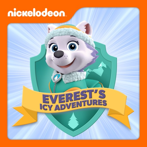 PAW Patrol, Everest's Icy Adventures poster