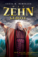 Cecil B. DeMille - Die Zehn Gebote artwork