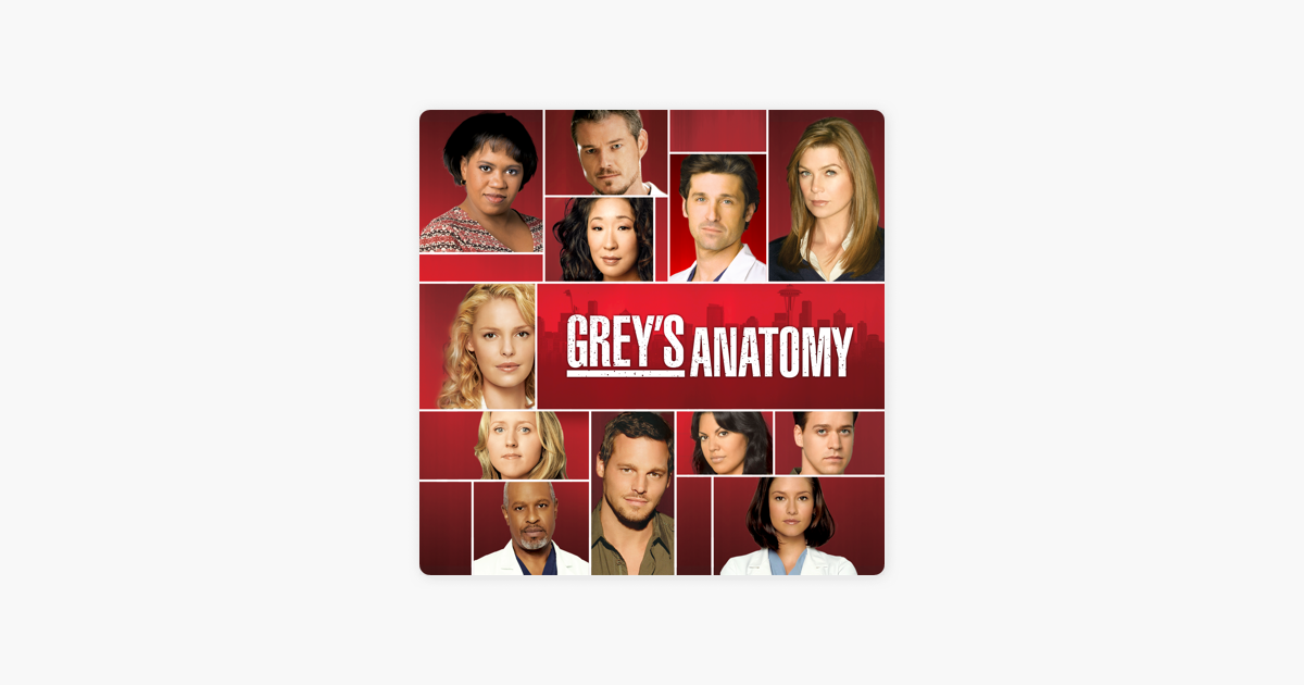 Greys Anatomy Season 4 On Itunes