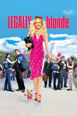 Robert Luketic - Legally Blonde  artwork