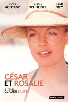 Claude Sautet - César et Rosalie illustration