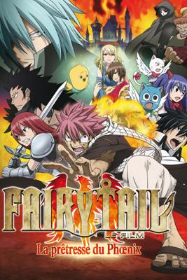 Masaya Fujimori - Fairy Tail le film : La prêtresse du Phoenix (VOST) illustration