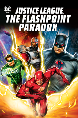 Justice League: The Flashpoint Paradox HD Download
