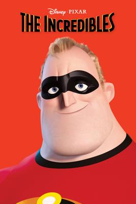 Pixar - The Incredibles  artwork