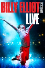 Capa do filme Billy Elliot o Musical Live
