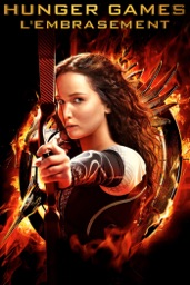 Screenshot Hunger Games - l'embrasement