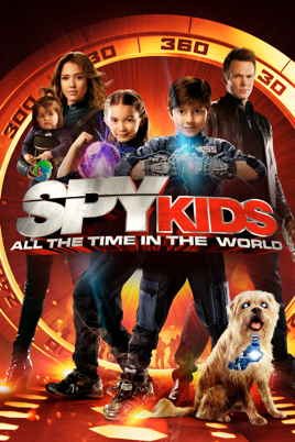 Spy Kids: All the Time In the World (Spy Kids 4) on iTunes