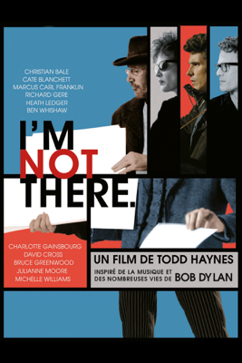 Todd Haynes - I'm Not There. illustration