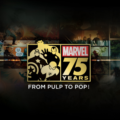Marvel: 75 Years from Pulp to Pop! HD Download