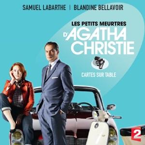 Les petits meurtres d'Agatha Christie, Saison 2, Ep 6 : Cartes sur table - Episode 1