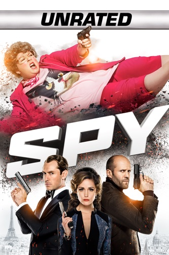 Spy (Unrated) poster