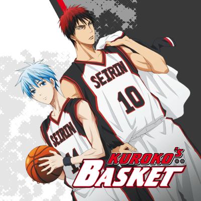 Kuroko's Basket, Partie 1 - Kuroko's Basket