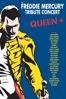 Queen - The Freddie Mercury Tribute Concert  artwork