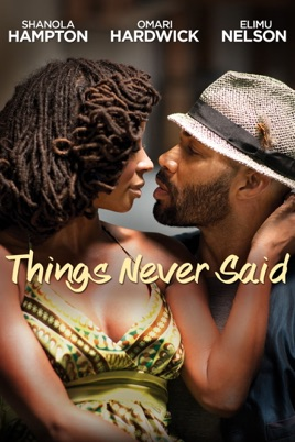 ‎Things Never Said on iTunes