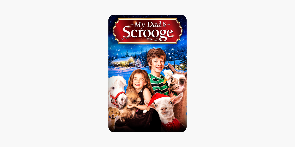 My Dad Is Scrooge On Itunes