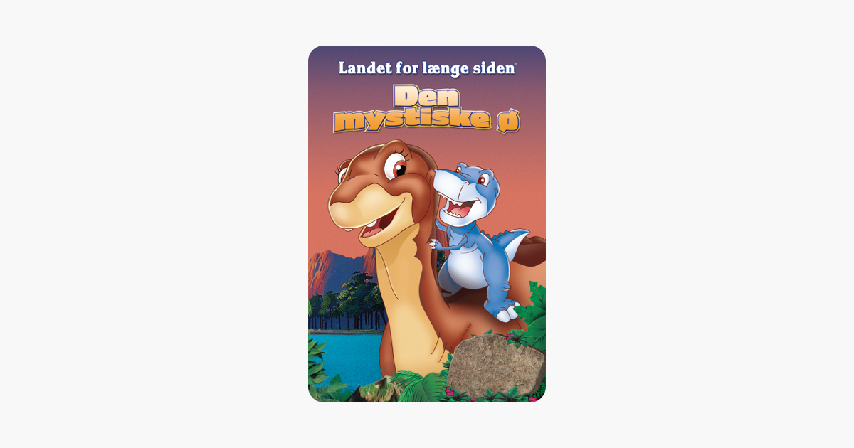 ‎The Land Before Time®: The Mysterious Island on iTunes