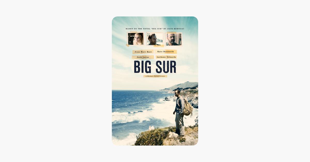 Big Sur on iTunes