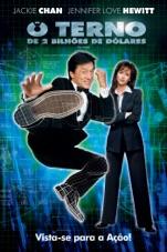 Capa do filme O Terno de Dois Bilhões de Dólares (The Tuxedo)