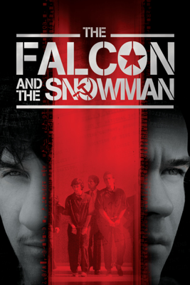 John Schlesinger - The Falcon and the Snowman  artwork
