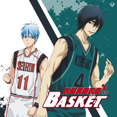 Kuroko's Basket, Partie 3 - Kuroko's Basket