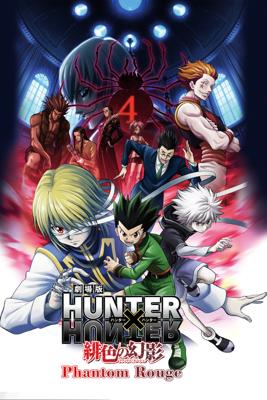 Yuzo Sato - Hunter x Hunter: Phantom Rouge Grafik