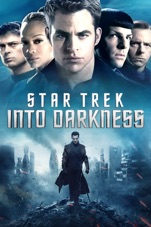 Capa do filme Além da Escuridão: (Star Trek Into Darkness)