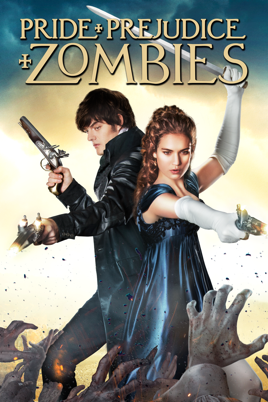 Image result for pride and prejudice and zombies
