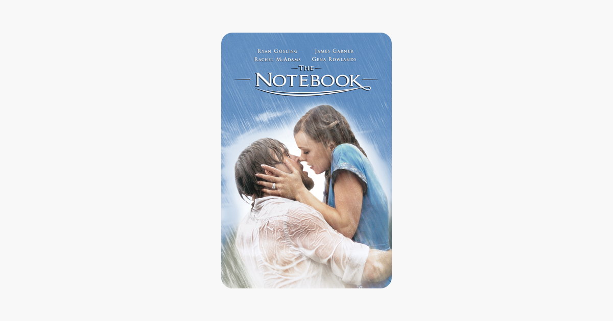 The Notebook on iTunes