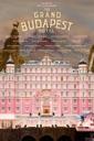 Affiche du film The Grand Budapest Hotel (VOST)