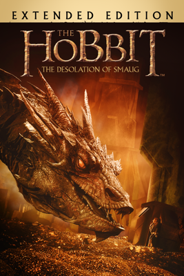 Peter Jackson - The Hobbit: The Desolation of Smaug (Extended Edition) artwork